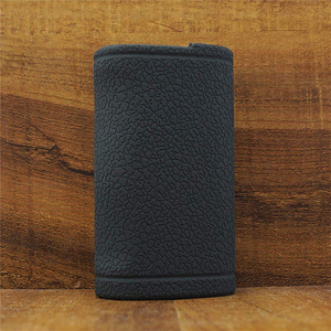 Image 4 - Texture Case for ASMODUS Minikin 3S 200w Kit Box mod Vape Kit Silicone Cover Skin Sleeve wrap Protective Gel for Minikin V3