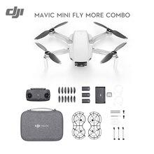 DJI Mavic мини-Дрон с 2,7 k камерой время полета 30 минут вес 249 г в