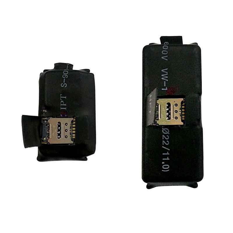 S3 S7 GPS Tracker GSM AGPS Wifi LBS Locator Perekam Suara ZX303 PCBA Dalam Aksesoris Mobil