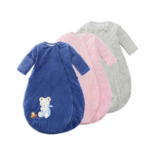 Детский зимний жилет спальный мешок для новорожденных детское