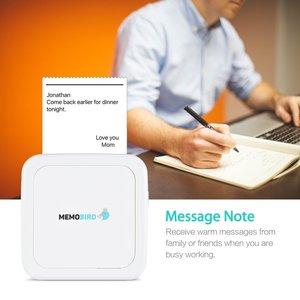 Image 5 - Memobird GT1 Pocket Thermische Printer Bluetooth Draadloze Telefoon Foto S Printers Notities Ontvangsten Stickers Perfect Gift Voor Studenten