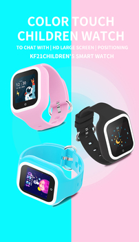 Детские смарт-часы Wonlex KT21 4
