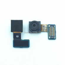 цена на 1pcs Original New Replacement Parts Front Facing Camera Module Flex Cable For Samsung Galaxy S4 i9500 i9505 Small Camera Module