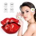 20 штук вишни Увлажняющий маска для губ для Для женщин зимние губ анти-сушки осветление, стирает линию губ, маска для ухода за губами; Прямая п...