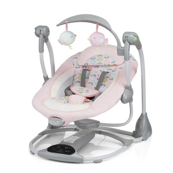 Multi-function Baby Electric Swing USB Interface Baby Comfort Rocking Chair Cradle Baby Bouncer