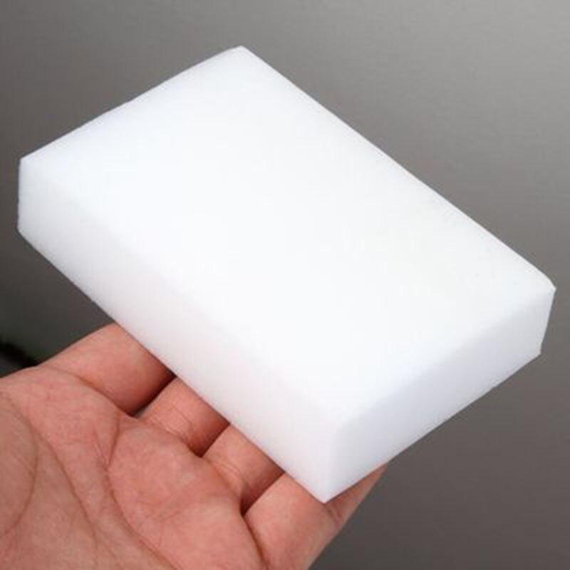 10/20 Вт, 30 Вт, 50 шт в наборе, волшебный спонж стиратель, белая металлическая губка для чистки кухонные губки инструменты для уборки ванной комн...