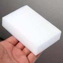 10/20/30/50 pçs esponja mágica borracha esponja branca esponja limpeza esponjas cozinha banheiro ferramentas de limpeza