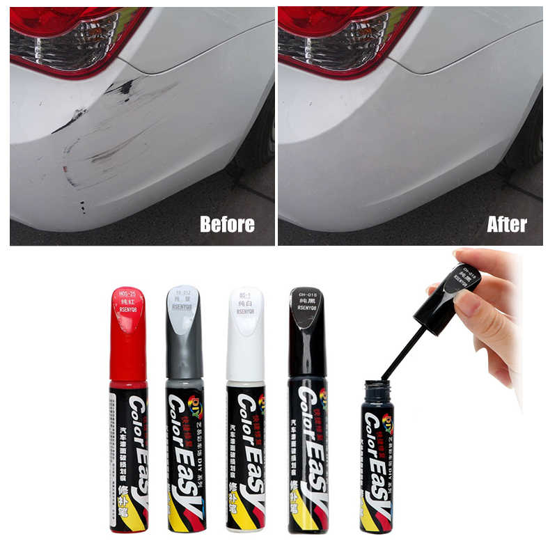 2020 Auto Kras Reparatie Fix It Pro Auto Verf Pen Professionele Auto-Styling Scratch Remover Magic Onderhoud Paint Care