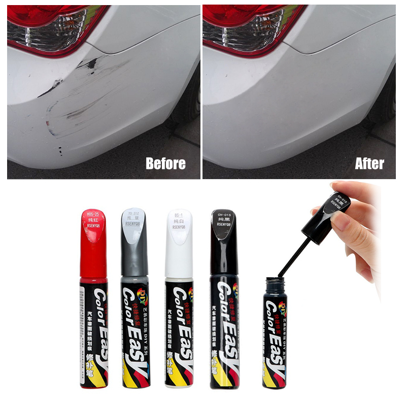 2020 Car Scratch Repair Fix It Pro Auto Paint Pen Professional Car-styling Scratch Remover Magic Maintenance Paint Care