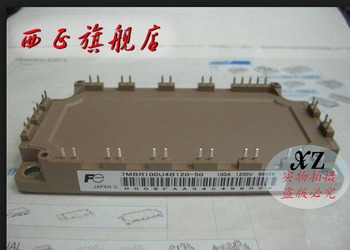 2MBI100U4A120-50 genuine. Power IGBT module , spot--XZQJD