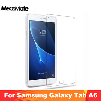 Screen Protector for Samsung Galaxy Tab A A6 10.1  Tempered Glass for Samsung Tab A 10.1 SM-T580 SM-T585 SM-P580 SM-P585 цена 2017