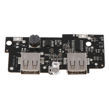 Charger Power-Bank Boost-Power-Supply 5V 2A DIY Charging-Pcb-Circuit-Board Module-Step-Up