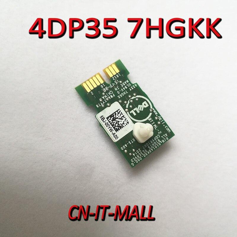 New  4DP35 7HGKK TPM Trusted Platform Module For PowerEdge T630 T430 T330 M630 M830