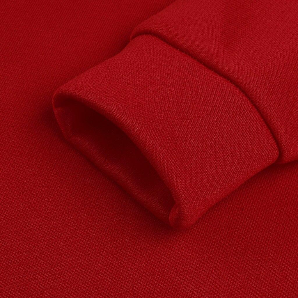 Robe épaisse Hiver femmes col rond à manches longues polaire + ceinture 122