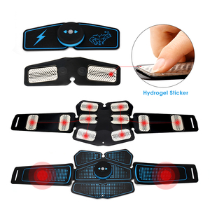 Image 4 - Rechargeable EMS Hip Trainer Muscle Stimulator ABS Fitness Buttocks Butt Lifting Buttock Toner Trainer Slimming Massager Unisex