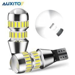 2x T15 W16W LED No Error 921 912 T16 Car Backup Reverse Lamp for BMW E60 E92 E46 F30 F31 E87 E82 X5 E70 E39 F10 E30 G30 E34 E61