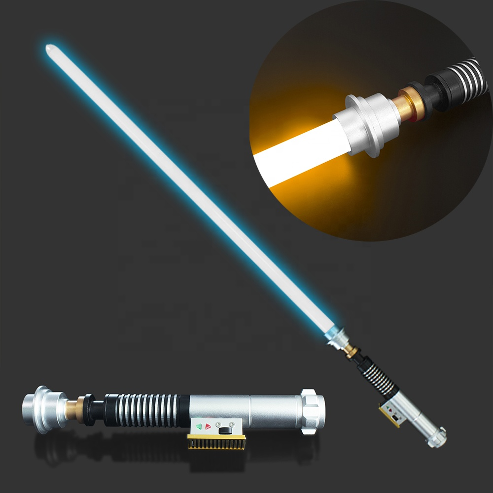 Laser-Sword Blaster Anakin Lightsaber Hilt Skywalk Sith Jedi Heavy-Dueling Metal 3sets-Sound