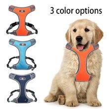 Воздухопроницаемая сетчатая шлейка и поводок для маленьких собак