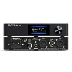 SMSL SU-9 MQA Audio DAC Bluetooth ES9038Pro Full Decoder 2nd Gen XMOS DSD512 PCM 768kHz with UAT LDAC USB Balanced Output SU9