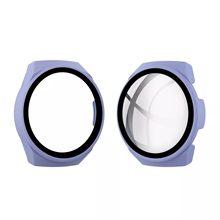 Matte Cover Voor Huawei Smart Horloge Gt 2 E 2E GT2 GT2E 46 Mm 46 Mm Luxe Beschermhoes Glazen film Screen Protector Accessoires