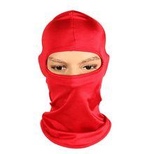 Открытый Велоспорт Балаклава маска для лица Мото шлем бандана-капюшон Лыжная шея полная Ветрозащитная маска пылезащитные маски для лица
