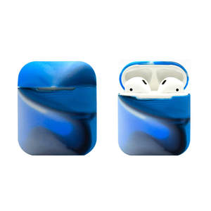 For AirPods Silicone Case Cover Protective Skin for Apple Airpod Charging Case All Round Protection - 360 Full protection design