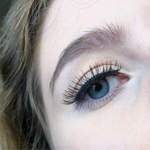Image 5 - 5 Pairs Natural Black Long Sparse Cross False Eyelashes Fake Eye Lashes Extensions Makeup Tools