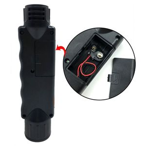 Image 4 - Avrupa direnç test aleti 13 Pin çekirdek delik Pin römork araba soketi konnektör kuyruk ışık sinyal hattı muayene dedektörü