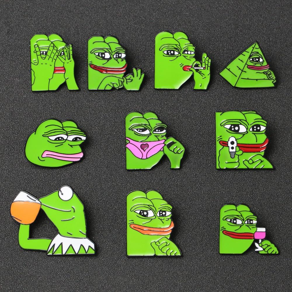 Frog Pepe 1
