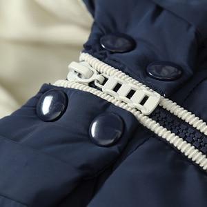 Image 4 - Hoodedผู้ชายฤดูหนาว 2020 เสื้อขนแกะชายหนาเสื้อกั๊กผ้าฝ้ายนุ่มสบายๆเสื้อMens Windproofเสื้อแจ็คเก็ตParkas