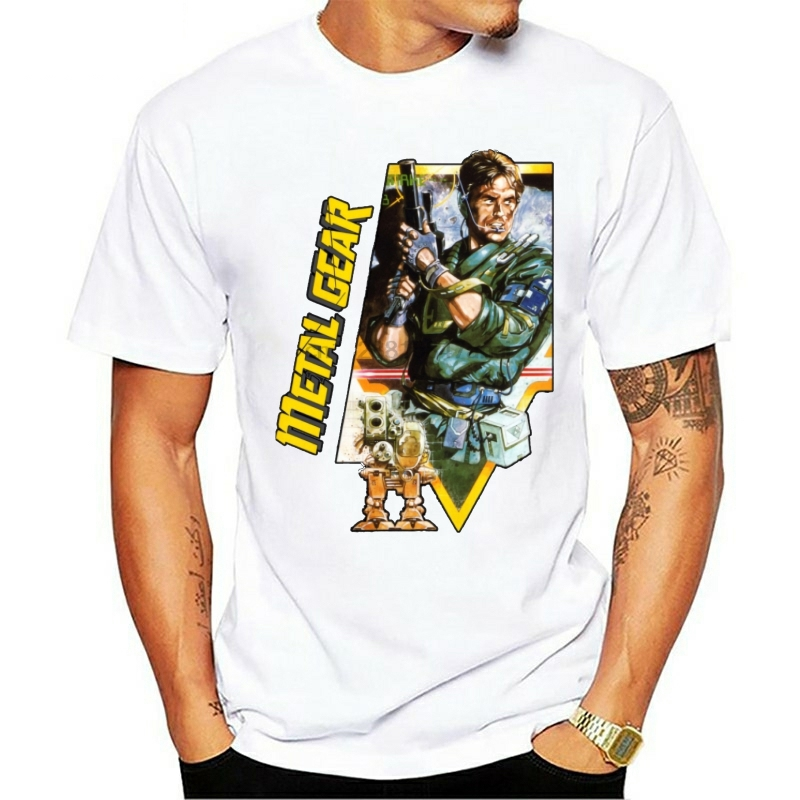 elegante do homem 2021 t-shirt da engrenagem do metal do pescoço redondo