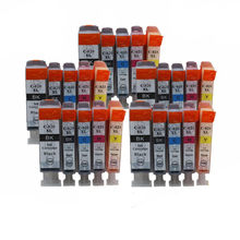 PGI 820 PGI820 PGI-820 PGI-820XL CLI821 XL Inkjet untuk Pixma MP 545 558 568 628 638 648 988 996 tinta Printer(China)