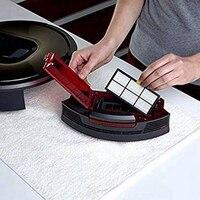 필터 먼지 수집 상자 필터 박스 수집기 먼지 빈 필터 세트 IRobot Roomba 800 900 시리즈 870 860 880 885 960 980