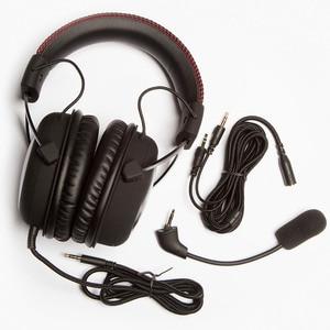 Image 4 - Kingston HyperX CLOUD CORE ชุดหูฟังไมโครโฟน Professional esport หูฟัง AMP7.1 Virtual Surround Sound
