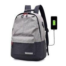Litthing Backpacks Men Back Pack for School Bag Bagpack
