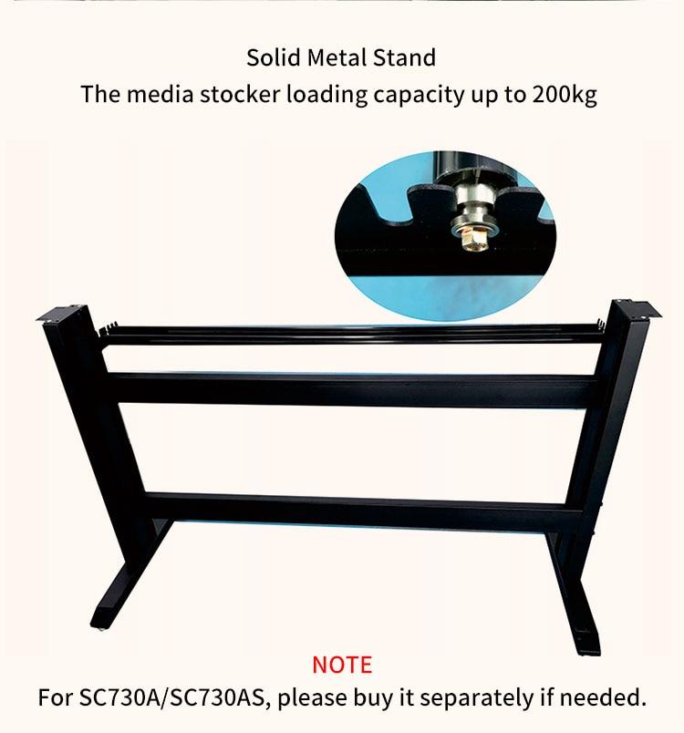 720mm para foison vinil adesivo contorno plotagem máquina