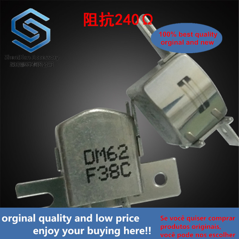 1pcss 100% New And Orginal DM62 280ohm 240ohm  Wear-resistant Dual Sound Advanced Magnetic Head In Stock