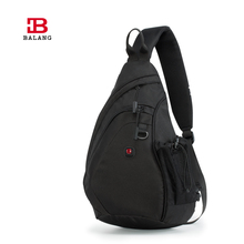 BALANG Brand Designer Fashion Unisex font b Men b font Leisure Messenger font b Bags b