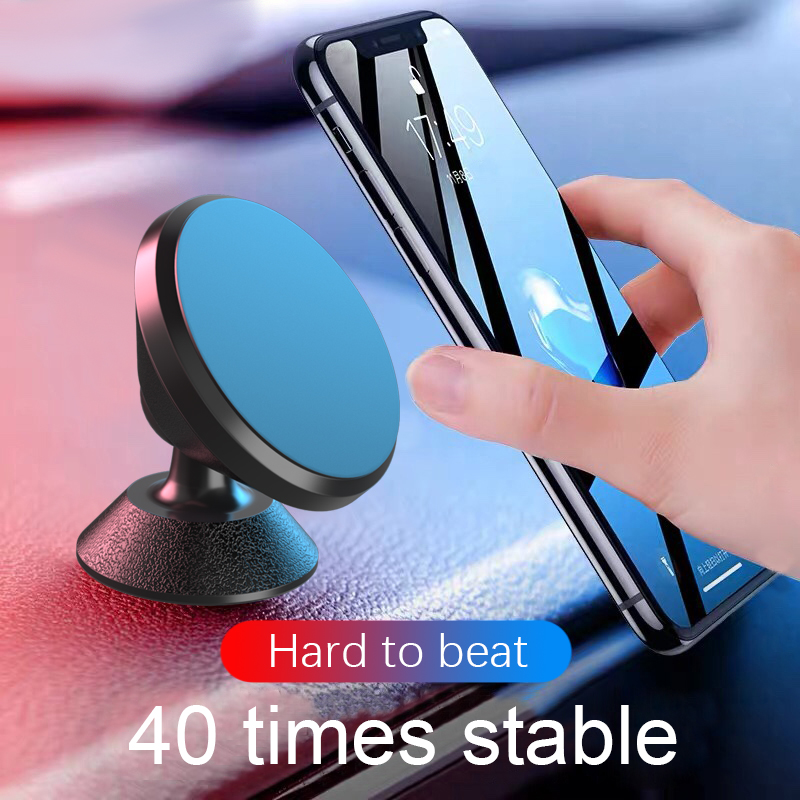 Universal Magnetic Car Phone Holder Stand In Car For IPhone Samsung Magnet Air Vent Mount Cell Mobile Phone Support Smartphone