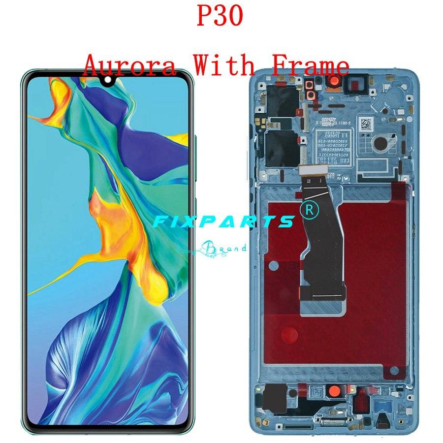 Huawei P30 Pro LCD 010
