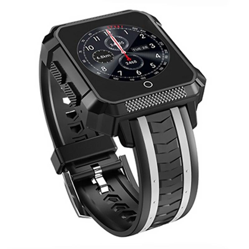 Смарт часы H7 водонепроницаемые мужские Смарт часы Android 4G Bluetooth спортивные Смарт часы Android водонепроницаемые Mtk6737 камера для улицы - 2