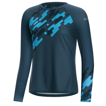 Gore-ropa de ciclismo para hombre, maillot masculino de manga larga, jersey de...