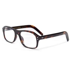 Image 5 - نظارات كينجسمان ذات الدائرة الذهبية الخدمة السرية نظارات كينجسمان ماركة هاري ايجزي نظارات إطار خلات نظارات على الطراز البريطاني