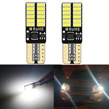 Светодиодные парковочные огни t10 canbus w5w 194 для bmw e46