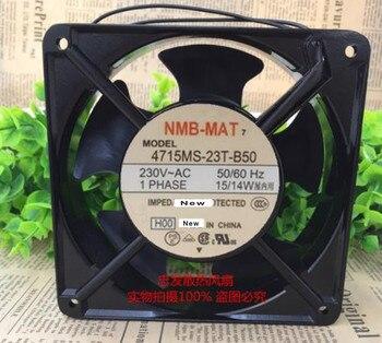 4715MS-23T-B50-A00 4715MS-23T-B5A brand new original  230VUPS Axial fan