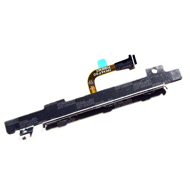 Para Huawei Media Pad, MediaPad M3 lite 10,1, botón de encendido y apagado, Cable de Tecla lateral Flexible de subir volumen y bajar
