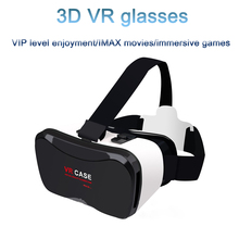 Original ONLENY 3D Cardboard Helmet Virtual Reality VR Glasses Headset Stereo VR For 4-6.3inch Mobile Phone virtual reality