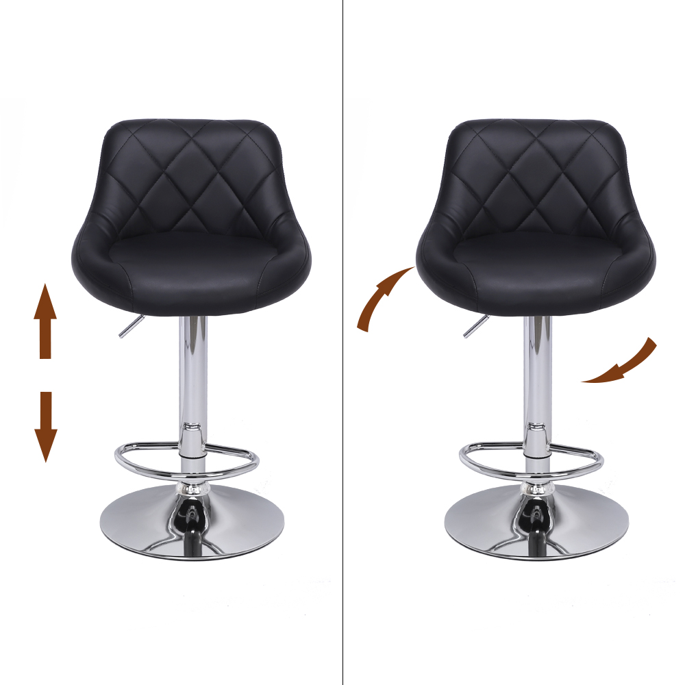 【UK Warehouse】 Removable E1 15MM Chipboard & Steel Side Table Black {Free Shipping UK} Drop Shipping