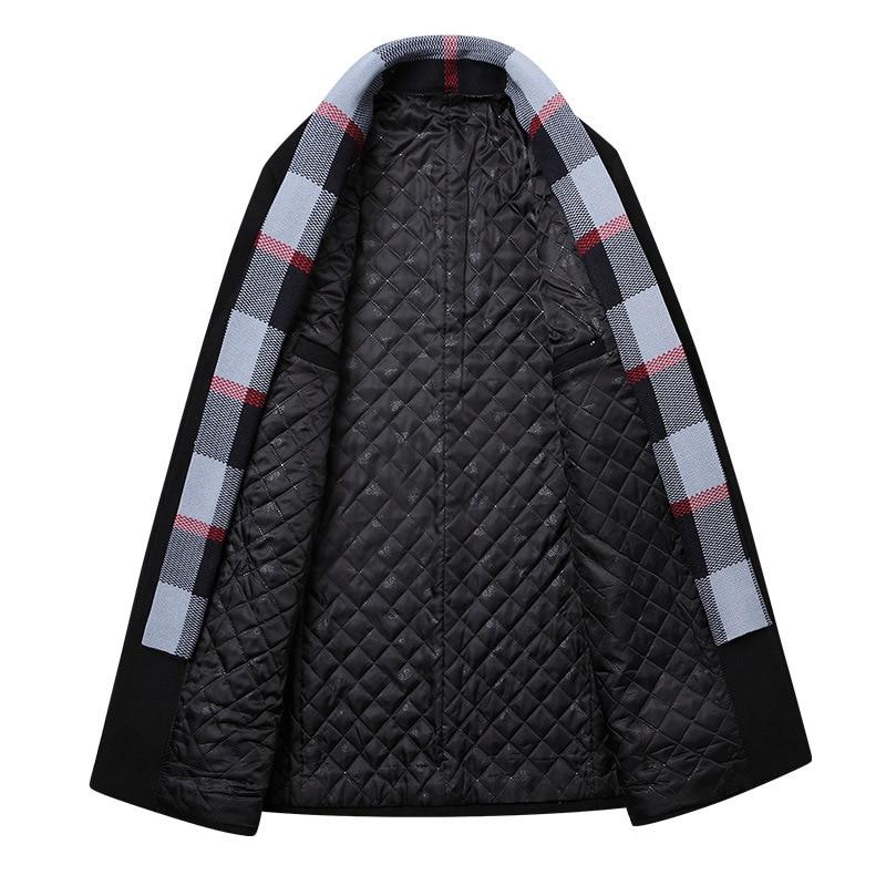 Hombre bufanda) abrigo Stop118