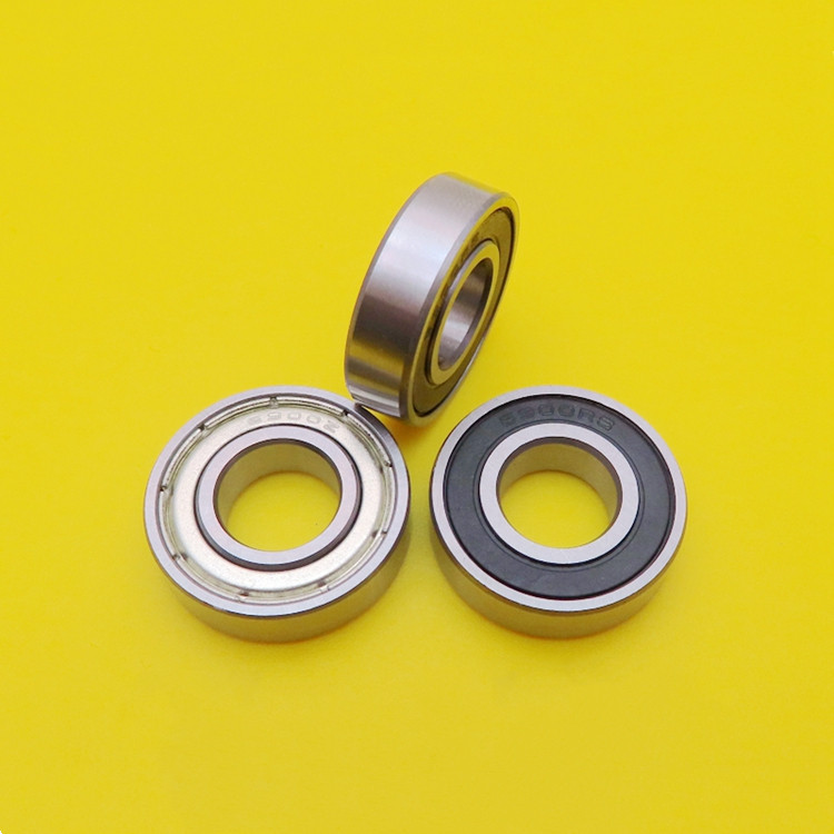 61901-2RS 12x24x6 Ceramic ABEC-5 12mm//24mm//6mm 61901RS Stainless Ball Bearings